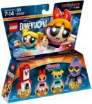 LEGO Dimensions Team Pack - The Powerpuff Girls (71346)
