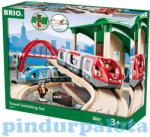 BRIO Nagy személyszállító vonatszett (33512)