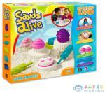 Sands Alive Sands Alive: Sütikészítő Készlet (Play Vision, 2628)