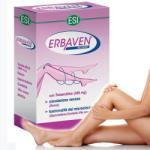 Esi ERBAVEN® tabletta - Vénás keringési panaszokra (30 db)