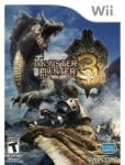 Capcom Monster Hunter 3. (Nintendo Wii) J�t�kprogram
