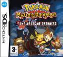 Nintendo Pokémon Mystery Dungeon Explorers of Darkness (Nintendo DS) Játékprogram