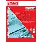 Tanex Etichete autoadezive A4 Tanex 2/coala 210 x 148.50 mm