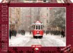 Art Puzzle 1000 db-os puzzle - Villamos, Isztambul, Keribar (4328)