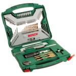 Bosch Комплект монтажен, накрайници и свредла 100 части, BOSCH X-line Titanium (BOSCH X-line Titanium)