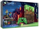 Microsoft Xbox One S (Slim) 1TB Limited Edition + Minecraft Console