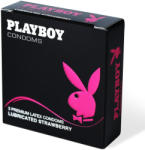 Playboy Condoms Strawberry 3db