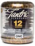 ONE Tantric Pleasures ajándék fém dobozkával 12db