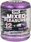 ONE Mixed Pleasure ajándék fém dobozkával 12+3db