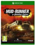 Focus Home Interactive MudRunner a Spintires Game (Xbox One) Játékprogram