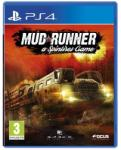 Focus Home Interactive MudRunner a Spintires Game (PS4) Játékprogram