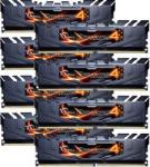 G.SKILL Ripjaws 128GB (8x16GB) DDR4 2400MHz F4-2400C14Q2-128GRK