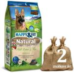 Happy&Fit Natural Adult Lamb & Rice 2x12kg