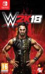 2K Games WWE 2K18 (Switch) Software - jocuri