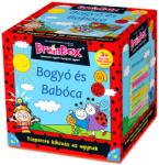 Green Board Game BrainBox - Bogyó és Babóca