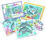 Sentosphere Aquarellum nagy kreatív szett - delfin (SA6220)