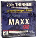 Kimono Condoms MAXX Large Flare 24db