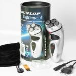 Dunlop Supreme-4 Aparat de ras
