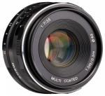 Meike 35mm f/1.7 (Panasonic / Olympus) Obiectiv aparat foto