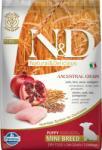 Farmina N&D Low Grain Puppy Mini Chicken & Pomegranate 7kg
