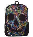 Mojo Crayon Skull