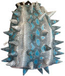 MadPax Spiketus Rex Full Achillies Teal (KLGF4391)