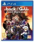 BANDAI NAMCO Entertainment .hack//G.U. Last Recode (PS4) Software - jocuri