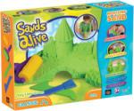 Sands Alive! Klasszikus homokgyurma készlet - zöld