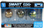 Smart Egg 3db-os okostojás szett