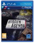 Sony Hidden Agenda (PS4) Játékprogram