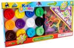 Kid's Toys Nagy gyurmakészlet - 30db-os (KIDS-11529)