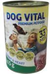 DOG VITAL Rabbit & Heart 415g