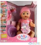 BABY born Baby Born: 8 Funkciós Interaktív Baba - Lány (Régió Kft, 95246)