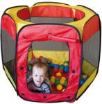 Paradiso Toys Játszósátor, 100 színes labdával P894 (VEG_P894)