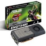 ASUS GeForce GTX 480 1.5GB GDDR5 384bit PCIe (ENGTX480/2DI/1536MD5) Видео карти