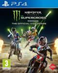 Milestone Monster Energy Supercross (PS4) Játékprogram