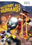 THQ Destroy All Humans! Big Willy Unleashed (Wii) Játékprogram