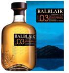 BALBLAIR 2003 Vintage Whiskey 0,7L 46%