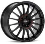 OZ Superturismo GT Matt Black CB65.1 4/108 17x7 ET25