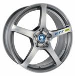 Sparco RTT 524 Matt Silver Tech Diamond Cut CB63.4 4/100 16x7 ET42