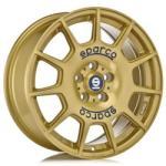Sparco Terra Race Gold CB63.4 5/100 17x7.5 ET48