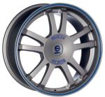 Sparco Rally Matt Silver CB63.4 5/100 16x7 ET35