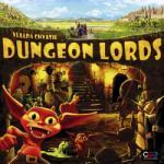 Czech Games Edition Dungeon Lords - angol nyelvű társasjáték