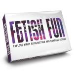 Creative Conceptions Fetish Fun Game EN - Erotikus játék angol verzió