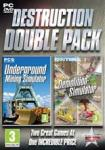 Extra Play Destruction Double Pack: Underground Mining + Demolition Simulator (PC) Játékprogram