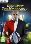 Alternative Software Rugby Union Team Manager 2017 (PC) Játékprogram