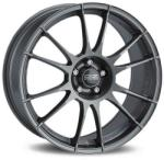OZ Ultraleggera Matt Graphite CB75 5/105 17x8 ET40