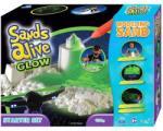 Sands Alive! Világító homokgyurma kezdő készlet (2720)