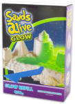 Sands Alive! Világító homokgyurma utántöltő 450g (2724)
