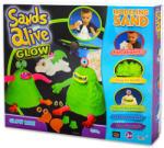 Sands Alive! Világító szörnyecskék készlet
